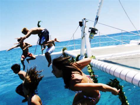 catamarans for sale oahu holokai catamaran turtle canyon snorkel sail from waikiki