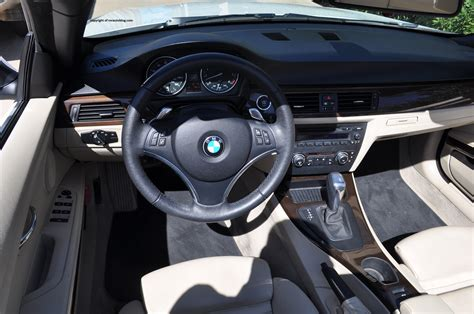2009 Bmw 328i Interior by 2009 Bmw 328i Convertible Review Rnr Automotive