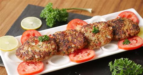 how to make tasty chapli kabab at home with simple and