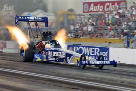 the automobile club of the last race nhra powerade drag racing series finale and the automobile club of southern