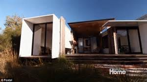buy houses australia foxtel s tiny house australia with andrew winter follows couples as they downsize daily mail