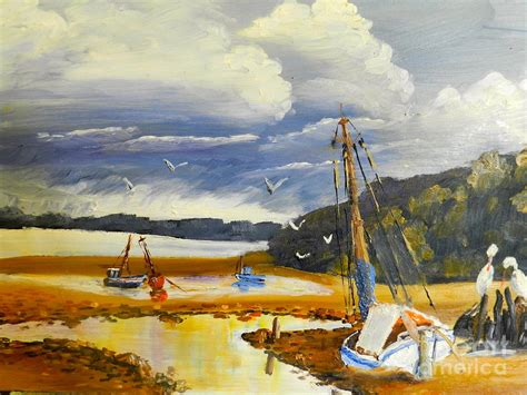 boats for sale gippsland beached boat and fishing boat at gippsland lake painting