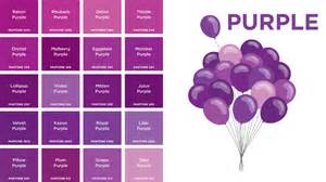 purple colors names picture gallery and fancy