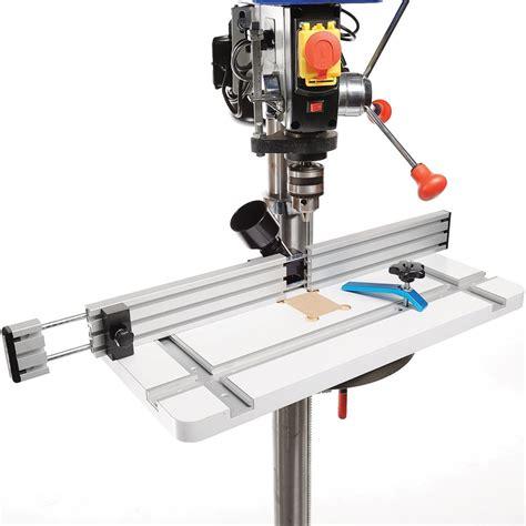 drill press table accessories carbatec