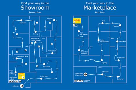 ikea floor plan former ikea boss reveals the trick to going through a
