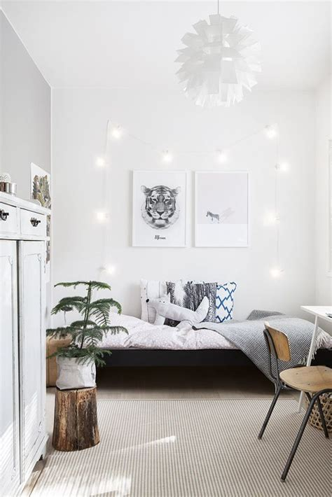 light bedroom beautiful days  scandinavian bedroom
