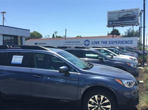 Midtown Subaru by Miller Subaru Midtown Car Dealership In Salt Lake