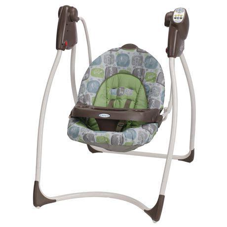 infant swings at walmart graco 174 lovin hug swing sequoia walmart ca