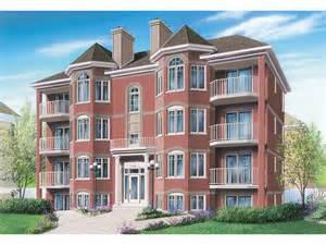 Multi Family House Plans Apartment by Santa Domingo Eight Plex Home Plan 032s 0001 House Plans