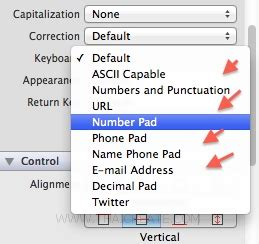 html input pattern phone number ios iphone hide input keyboard and validate text field