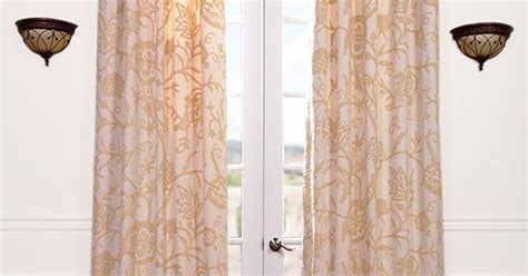 lorraine curtains lorraine embroidered cotton crewel curtain hello yellow