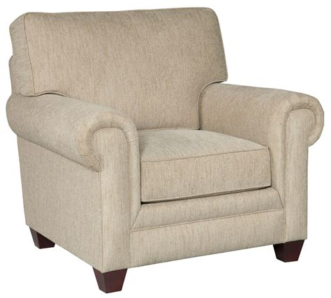 Broyhill Armchair Broyhill Furniture Monica 3678 0 Transitional Upholstered