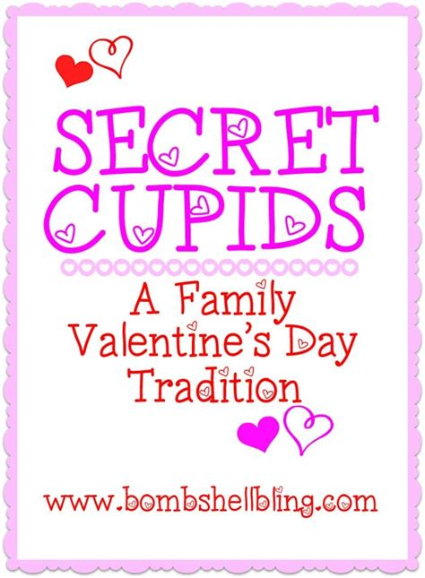 secret of day secret cupids a s day family tradition