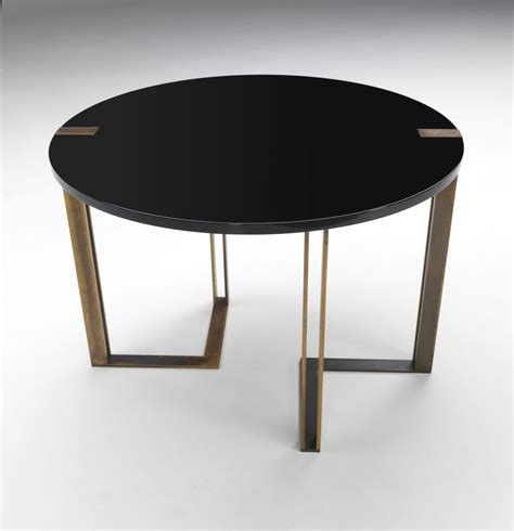 black and gold round table black and gold collection by