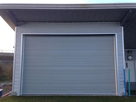 Commercial Garage Door Photos Smart Garage Roll Up Commercial Garage Doors