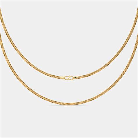 gold black chain designs the adhamya gold chain bluestone
