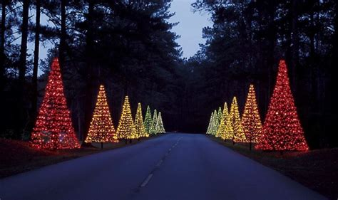 lights at callaway gardens here are the top 10 towns in