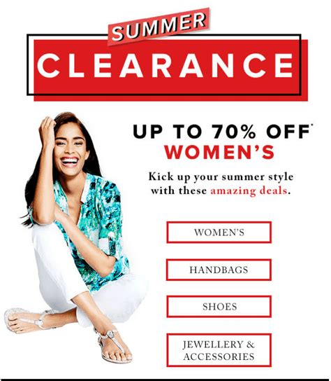 Hudson S Bay Canada Offers Save Up To 50 Select - hudson s bay canada summer clearance offers save up to 70