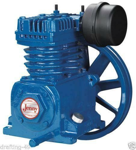 jenny air compressor ebay