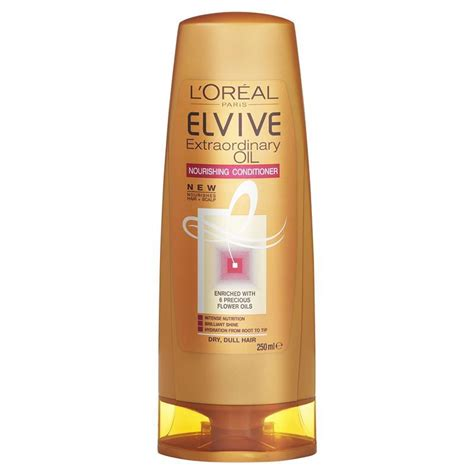 Conditioner Loreal buy l oreal elvive extraordinary conditioner 250ml
