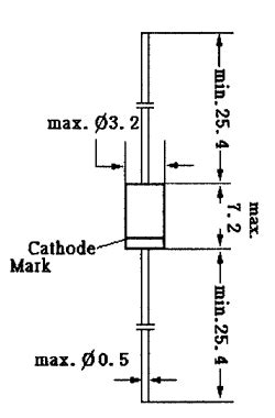1n34a diode specs germanium diode specifications 28 images 1n34a germanium diode in circuit testing of diodes