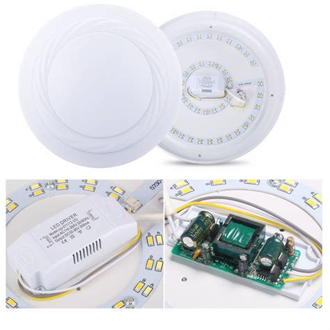 round bathroom light fixtures 24w led round flush mount ceiling light downlight kitchen