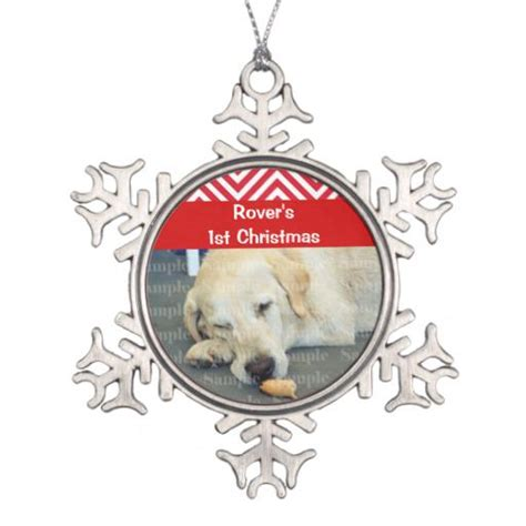 these awesome dog christmas ornaments will make you bark