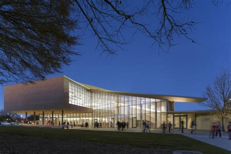 marshall family performing arts center  weiss