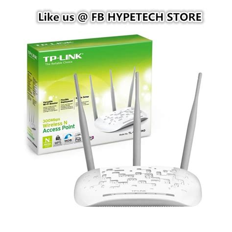Tp Link Tl Wa901nd 300mbps Wireless N Access Point Hotspot Wifi Router tp link tl wa901nd 300mbps wireless end 7 17 2017 4 15 pm