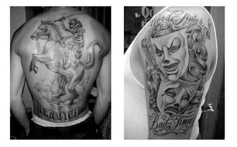 mr cartoon tattoo eminem mister cartoon mexican tattoo graffiti artist