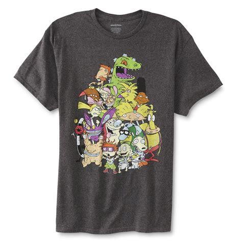90s t shirt nickelodeon s graphic t shirt 90s