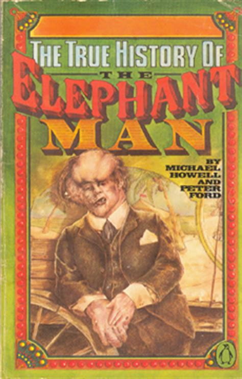 Guys Freaks Creeps Its A Book by Joseph Merrick The Elephant The History Of The