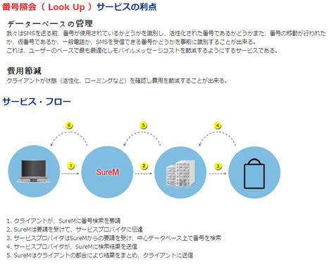 Sms Lookup Look Up 国際smsのsurem 楽天ブログ