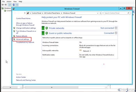 is port open how to open ports in windows firewall interserver tips