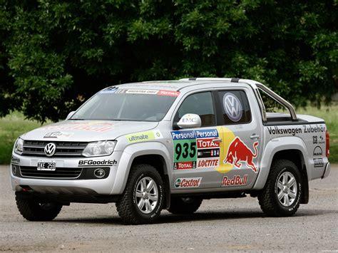 volkswagen dakar fotos de volkswagen amarok dakar rallye 2010