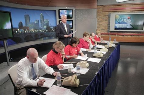 Forum Credit Union Phone Number Wthr Raised Half Million For Indiana Tornado Relief Radio Television Business Report
