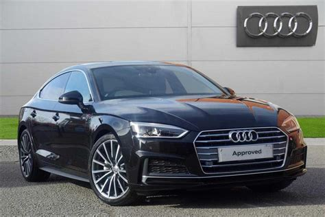 audi a5 sportback for sale used 2017 audi a5 sportback tdi s line for sale in west