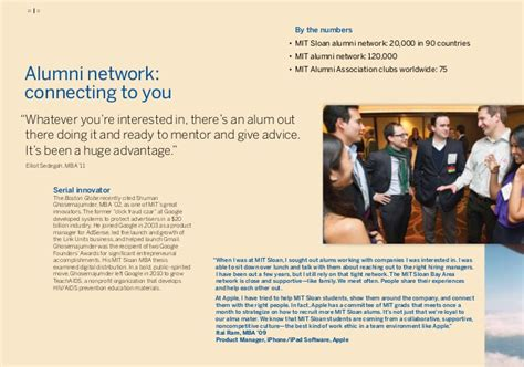 Apple Mba Recruiting by Mit Sloan Mba