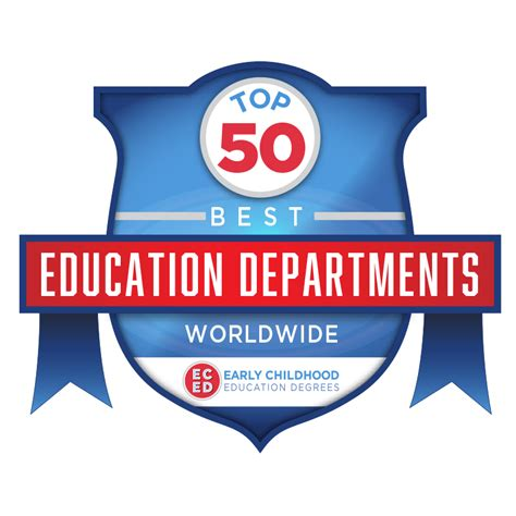 50 Best Colleges For Education by 50 Best Education Schools Worldwide Early Childhood