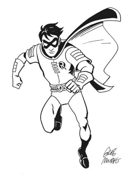 robin superhero coloring page robin superhero logo printable coloring pages robin best