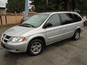 2004 dodge grand caravan information and photos
