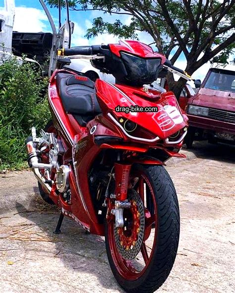 Mx 135 Modifikasi by 40 Foto Gambar Modifikasi Jupiter Mx King Jari Jari Ceper