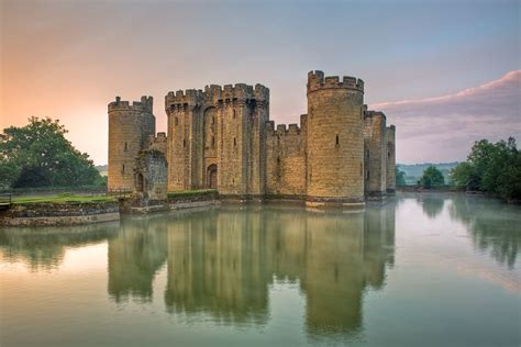 Gothic Floor Plans by Bodiam Castle In East Sussex England Castles