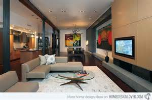 15 ideas for tv built in media wall in modern living rooms home