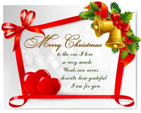 christmas greeting cards  boyfriend girlfriend husband  wife merry christmas