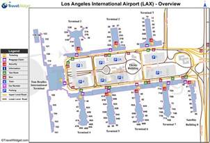 Map Of Los Angeles Airports by Map Of Lax Airport Jorgeroblesforcongress