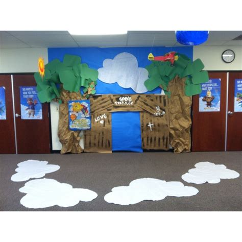 Vacation Bible School Decorating Ideas by 123 Best Images About Cing Theme Decorations On