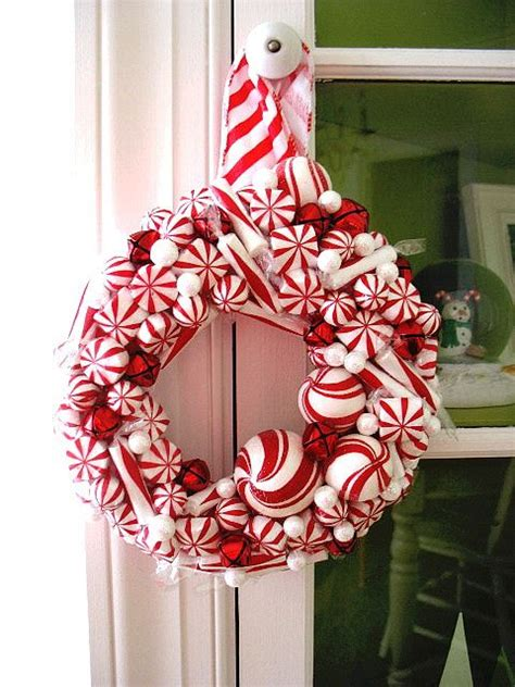 413 best peppermint christmas decor images on pinterest