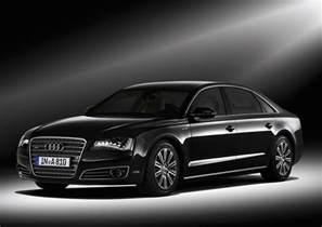 Audi Security Cars Armored Audi A8 L Security Car Combine Maximum Protection