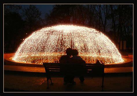 beleuchtung romantisch lights a photo from bucuresti east trekearth